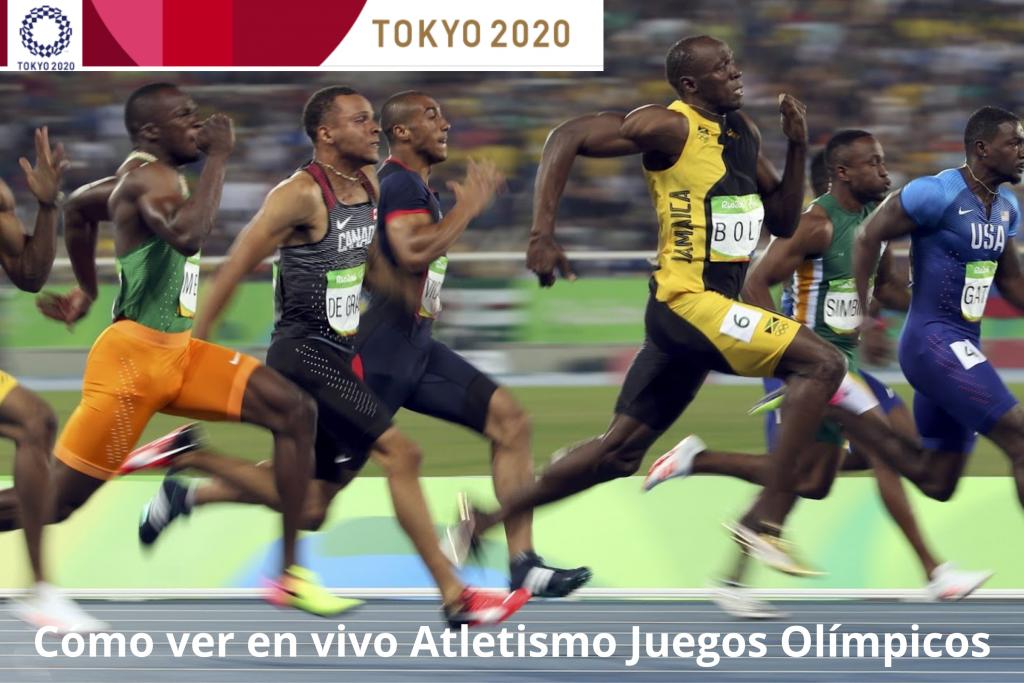 Cómo ver en vivo Atletismo Juegos Olímpicos.png