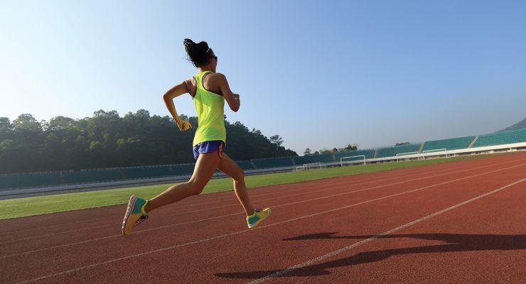 reglas de las pistas de atletismo