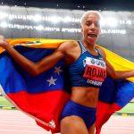 Yulimar Rojas récord mundo saltos