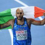 Marcell Jacbos ro 100 metros