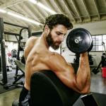 Curl de bíceps: Ejecución, tipos y consejos